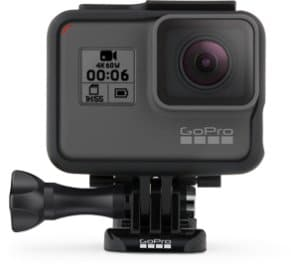 GoPro Hero6-camara-de-video